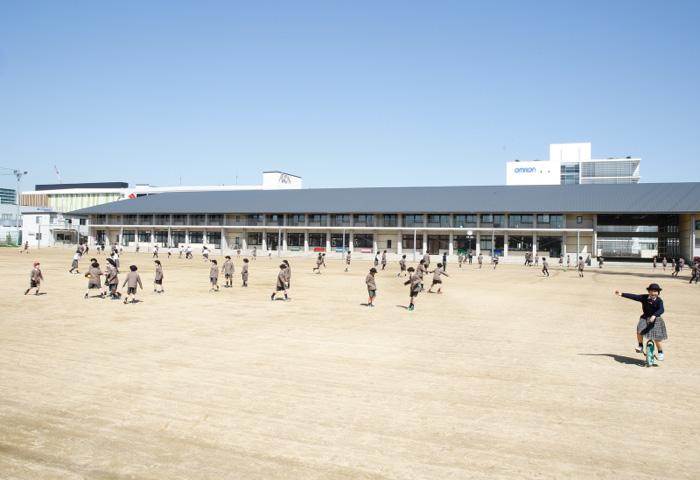 洛南高等学校附属小学校 校長挨拶・教育方針