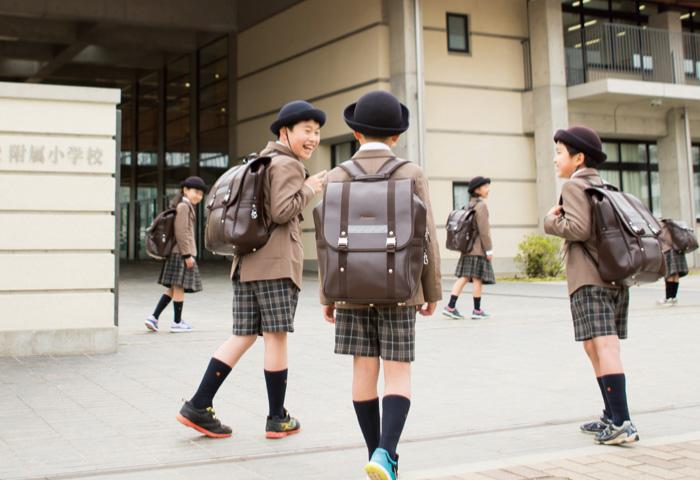 洛南高等学校附属小学校の学園生活