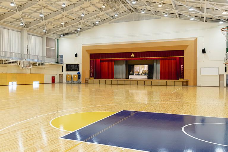 第一体育館兼講堂