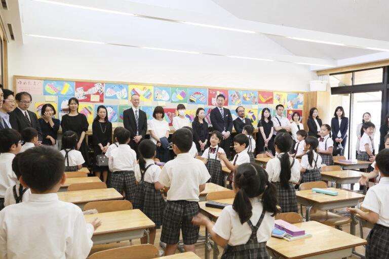 2017年5月27日 授業参観・学級懇談会