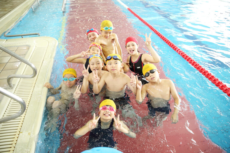 2017年6月8日 水泳学習
