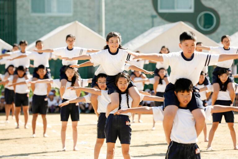 2017-洛南小学校 運動会
