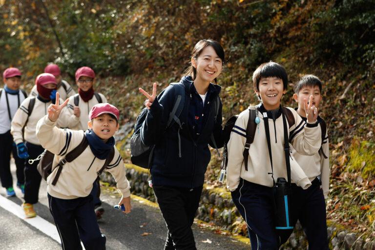 2017年 洛南小学校5年生・校外学習