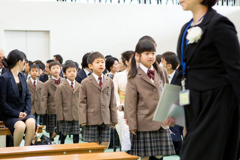 2018年  第5回 入学式