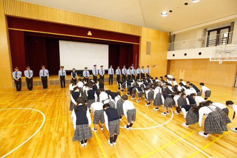 2018 JR乗車マナー教室