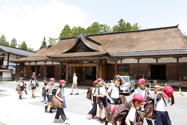 2018 第5学年高野山合宿