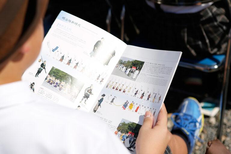 2018-6年生 時代祭見学