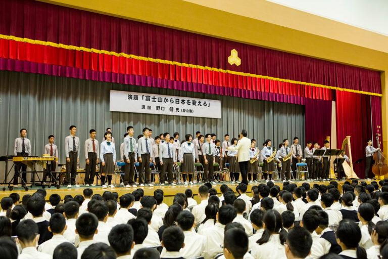 2018-洛南中学校-文化祭