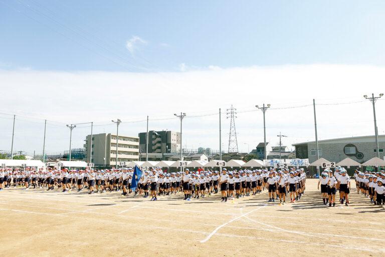 2018 洛南小学校運動会
