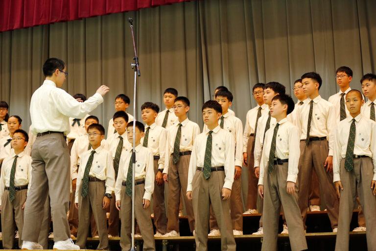 2018-洛南中学校合唱祭