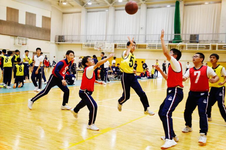 2018 バスケットボール大会