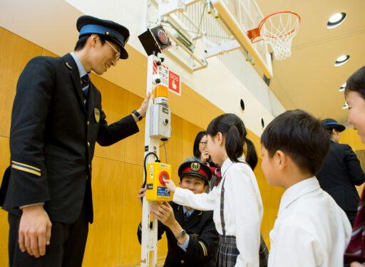 2019 JR乗車マナー教室