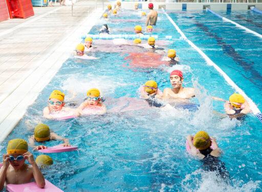 2019 1・2・3学年水泳学習