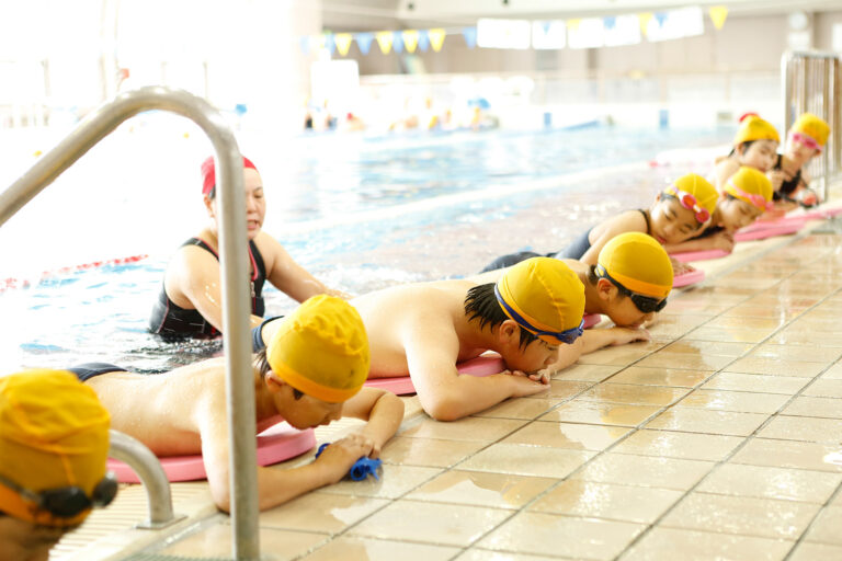 2019 4・5・6学年水泳学習