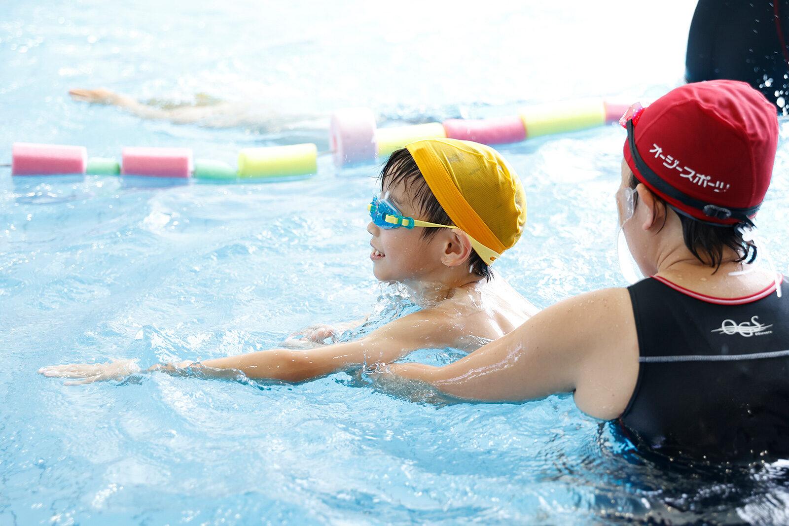 2021 1・2・3年生 水泳学習