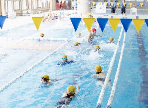 2021 4・5・6年水泳学習