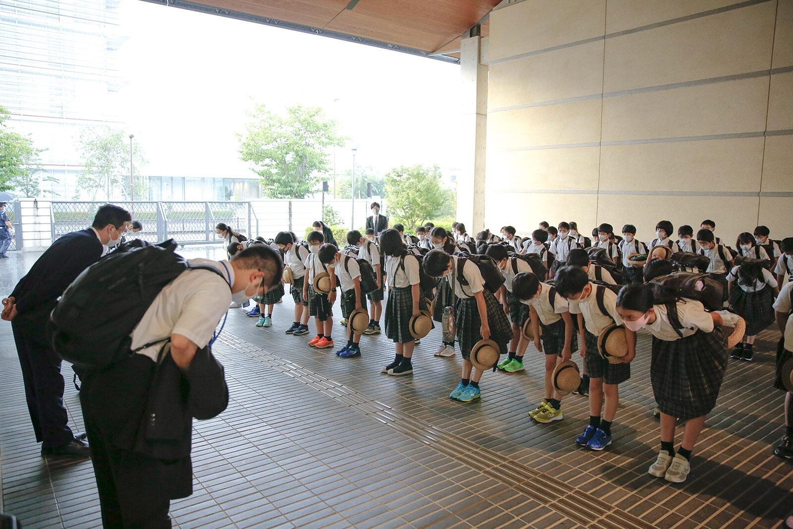 2021 小学5年生 高野山特別学習