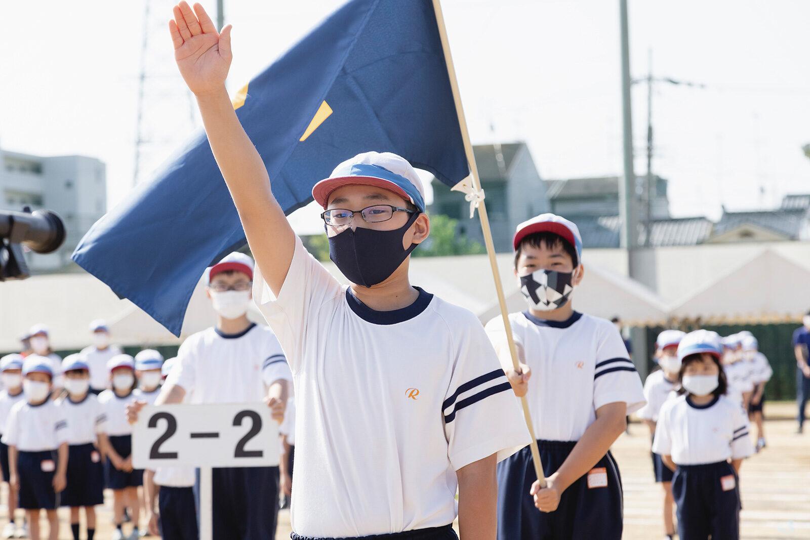 2021 洛南小学校運動会